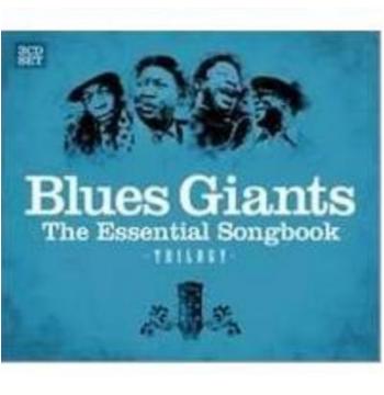 Trilogy - Blues Giants (3 Cds) - Varios (CD)
