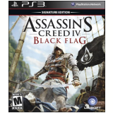 Assassins Creed IV: Black Flag Signature Edition (PS3) -