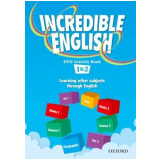 Incredible English 1 & 2 Dvd - Activity Book - Second Edition -