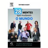 28 mentes que mudaram o mundo (Ebook) - Rhymer Rigby