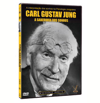 Carl Gustav Jung – A Sabedoria Dos Sonhos (DVD)