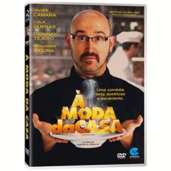 DVD - A Moda Da Casa - Javier Cámara - 7897119459750
