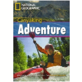 Footprint Reading Library - Level 7  2600 C1 - Canyaking Adventure - American English - Rob Waring