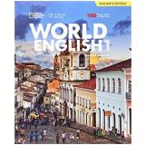 World English - 2nd Edition - 1 - Teacher's Edition - Becky Tarver Chase, Martin Milner E  Kristen L. Johannsen