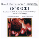 Górecki (CD) -