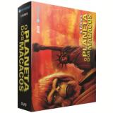 Box - O Planeta Dos Macacos (DVD) -