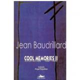Cool Memories Ii Cr�nicas 1987-1990 - Jean Baudrillard