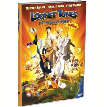 Looney Tunes  de Volta à Ação - O Filme (DVD)