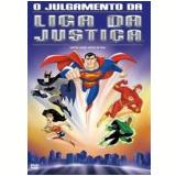 Liga da Justiça: O Julgamento  (DVD) - Vários (Diretor)