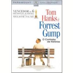 DVD - Forrest Gump: O Contador de Histórias - Tom Hanks - 7890552023779