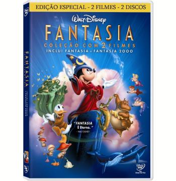 Fantasia - Edição Especial (DVD)
