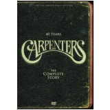 Carpenters - 40 Years The History (DVD) -