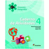 Geografia - 4º Ano - 2 ª Edição - Caderno De Exercícios - Neuza Sanchez Guelli, Cíntia Nigro E All
