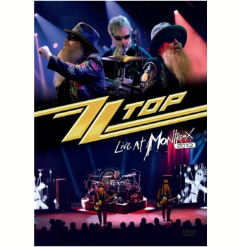 Zz Top - Live At Montreux 2013 (DVD)