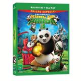 Kung Fu Panda 3 (Blu-Ray 3D) +  (Blu-Ray) - Jennifer Yuh Nelson, Alessandro Carloni