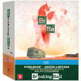 Breaking Bad - A Coleção Completa (Steelbook) (Blu-Ray) - Vários (veja lista completa)