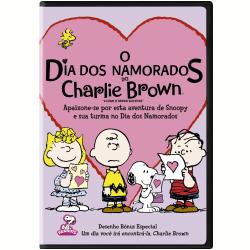 DVD - O Dia dos Namorados do Charlie Brown - Charles M. Schulz ( Diretor ) - 7892110116633
