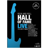 Box Rock and Roll - Hall of Fame - Volume 7 ao 9  (DVD) -