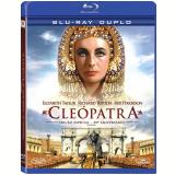 Cleopatra - Duplo (Blu-Ray) - Richard Burton, Elizabeth Taylor, Rex Harrison