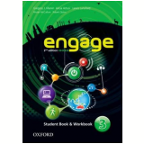 Engage 3 Student Book - Workbook With Multirom - Second Edition - Alicia Artusi