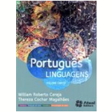 Português Linguagens - Volume Único - Ensino Médio - William Roberto Cereja, Thereza Cochar Magalhães