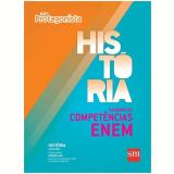 Ser Protagonista Historia - Caderno De Competencias Enem - Ensino Médio -