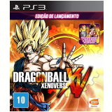 Dragon Ball Xenoverse (PS3) -