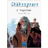 Shakespeare Em Quadrinhos - A Tempestade - William Shakespeare