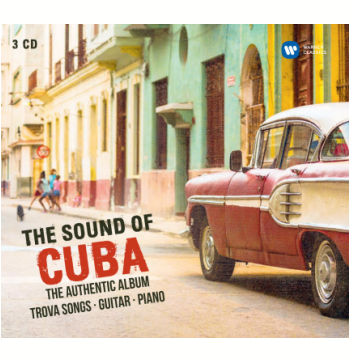 The Sound Of Cuba - The Authentic Álbum (CD)