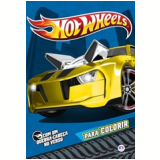 Hot Wheels - Para Colorir - Ciranda Cultural
