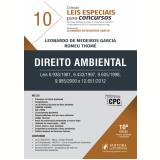 Direito Ambiental (Vol. 10) - Leonardo de Medeiros Garcia, Romeu Thomé