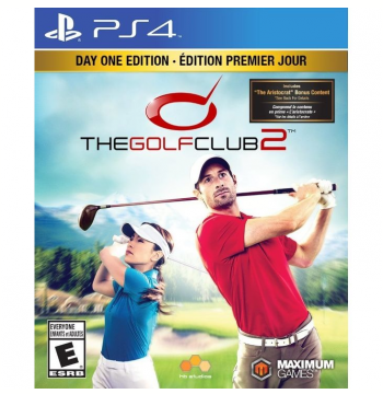 The Golf Club 2 - Day One Edition (PS4)