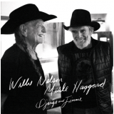 Willie Nelson & Merle Haggard - Django And Jimmie (CD) - Willie Nelson, Merle Haggard