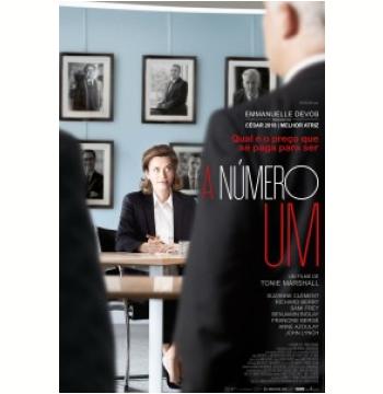 A Número Um (DVD)