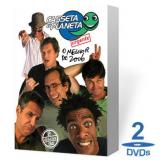 Casseta & Planeta - O Melhor De 2006 (DVD) - Vários (veja lista completa)