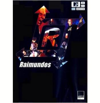 MTV Ao Vivo - Raimundos (DVD)