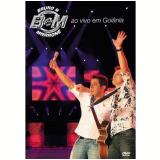 Bruno e Marrone - Ao Vivo em Goiânia (DVD) - Bruno e Marrone