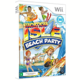 Vacation Isle: Beach Party (Wii) -