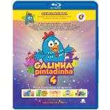 Galinha Pintadinha 4 (Blu-Ray) -