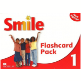 Smile New Edition Flashcard Pack-1 - Gabby Pritchard