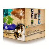 Box Raul Seixas (DVD + CD)