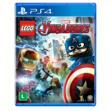 Lego Marvel Vingadores (PS4) -