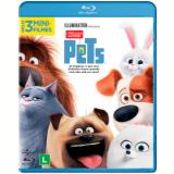 Pets - A Vida Secreta dos Bichos (Blu-Ray) - Luis Miranda, Tiago Abravanel