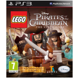LEGO Pirates of the Caribbean: The Video Game (PS3) -