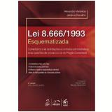 Lei 8.666/93 - Alexandre Medeiros, Janaina Carvalho