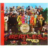The Beatles - Sgt Pepper's Lonely Hearts Club Band (CD) - The Beatles