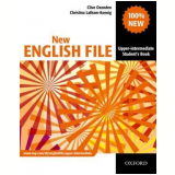 New English File Upper-Intermediate Student Book - Clive Oxenden, Christina Latham-koenig