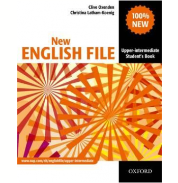 New English File Upper-Intermediate Student Book