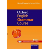 Oxford English Grammar Course Basic With Cdrom And Key - Michael Swan, Catherine Walter