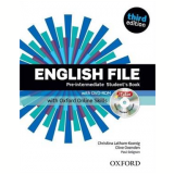 English File Pre-Intermediate Student Book With Itutor And Online Skills - Third Edition - Clive Oxenden